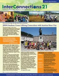 IC21 Summer 2012 Newsletter