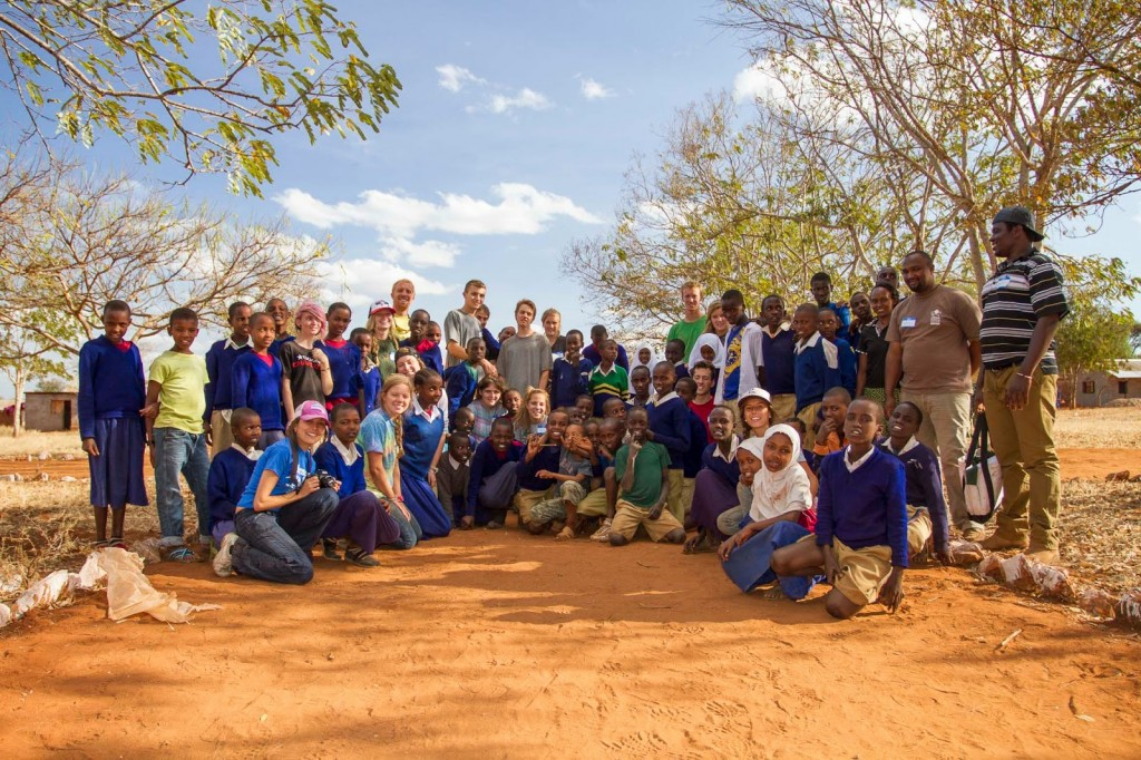 2014 Tanzania Student Service Learning Trip