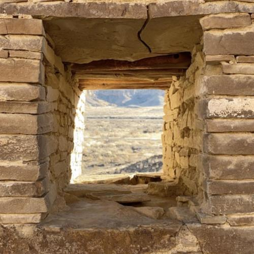 A Window to the Past - Joshua Hansen
