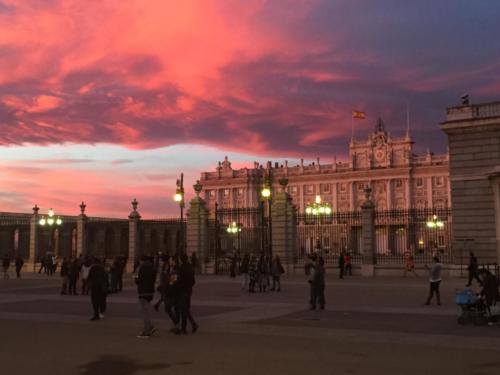 Palacio Sunset - Jeremie Moore