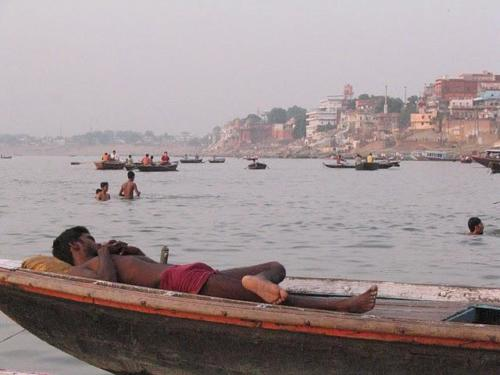 Varanasi - Adam Barton